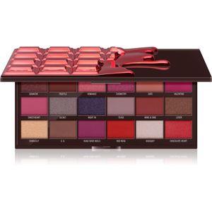 I Heart Revolution Chocolate paleta očních stínů odstín Chocolate Truffle 22 g