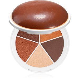 I Heart Revolution Donuts paletka očních stínů odstín Chocolate Custard 8,25 g