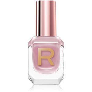 Makeup Revolution High Gloss vysoce krycí lak na nehty s vysokým leskem odstín Haze 10 ml
