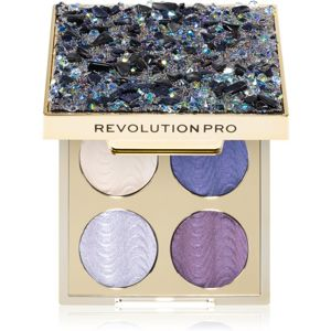 Revolution PRO Ultimate Eye Look paletka očních stínů odstín Hidden Jewels 3,2 g