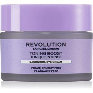 Revolution Skincare Boost Toning Bakuchiol noční krém proti projevům stárnutí pleti 15 ml