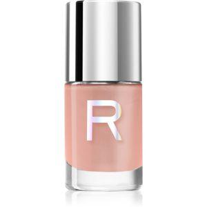 Makeup Revolution Candy Nail lak na nehty s perleťovým leskem odstín Apricot Sorbet 10 ml