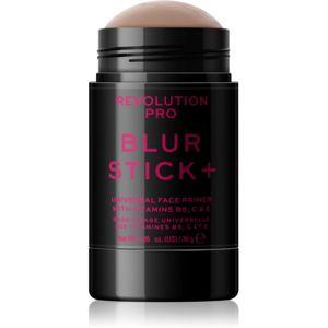 Revolution PRO Blur Stick podkladová báze pro minimalizaci pórů s vitamíny B, C, E 30 g