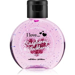 I love... Raspberry & Blackberry čisticí gel na ruce 65 ml