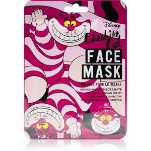 Mad Beauty Animals Cheshire Cat antioxidační plátýnková maska 25 ml