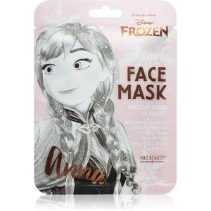 Mad Beauty Frozen Anna rozjasňující plátýnková maska 1 ks