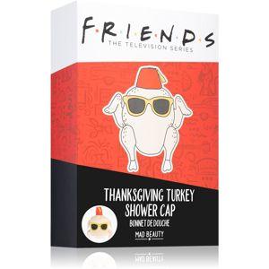 Mad Beauty Friends Turkey čepice do sprchy 1 ks
