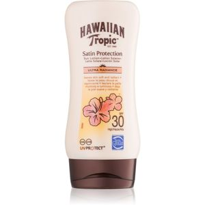 Hawaiian Tropic Satin Protection mléko na opalování SPF 30 180 ml