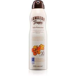 Hawaiian Tropic Satin Protection opalovací sprej SPF 30 220 ml