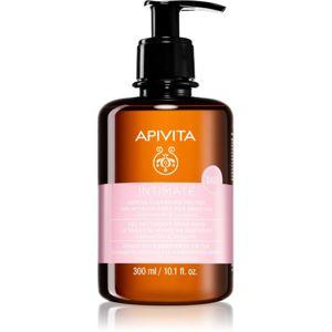 Apivita Intimate Care Chamomile & Propolis jemný gel na intimní hygienu pro každodenní použití 300 ml