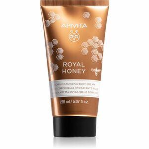 Apivita Royal Honey hydratační tělový krém 150 ml