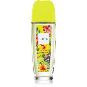 C-THRU Sunny Sparkle tělový sprej pro ženy 75 ml