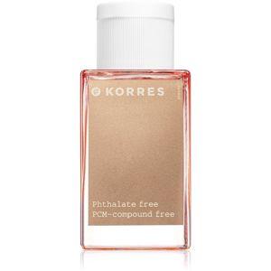 Korres Bellflower, Tangerine & Pink Pepper toaletní voda pro ženy 50 ml