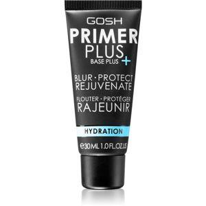 Gosh Primer Plus + hydratační podkladová báze pod make-up odstín 003 Hydration 30 ml