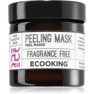 Ecooking Eco hloubkově čisticí peelingová maska 50 ml