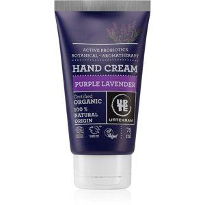 Urtekram Purple Lavender výživný krém na ruce s levandulí 75 ml