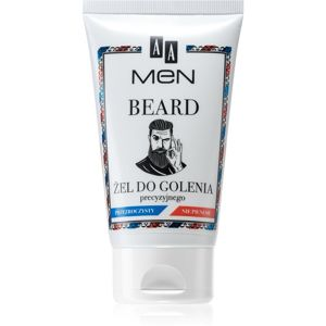 AA Cosmetics Men Beard gel na holení 100 ml