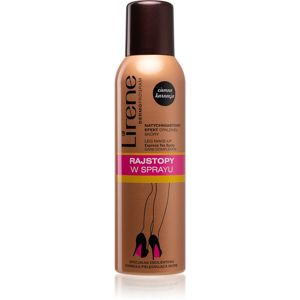 Lirene Tights in Spray make-up na nohy ve spreji odstín Dark Complexion 200 ml