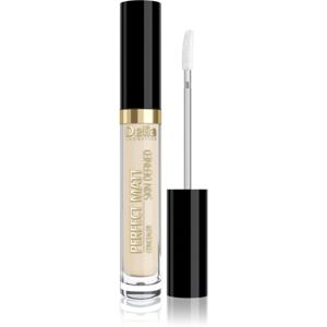 Delia Cosmetics Perfect Matt Skin Defined tekutý korektor odstín 04 Beige 2,5 ml