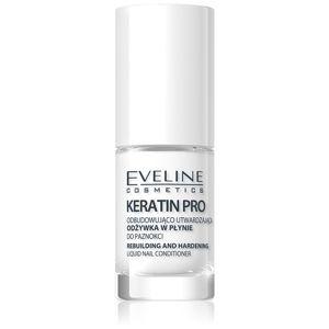 Eveline Cosmetics Nail Therapy Professional zpevňující péče na nehty 5 ml