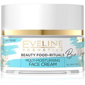 Eveline Cosmetics Bio Vegan hloubkově hydratační krém 50 ml