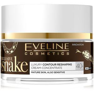 Eveline Cosmetics Exclusive Snake luxusní omlazující krém 40+ 50 ml
