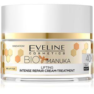 Eveline Cosmetics Bio Manuka zpevňující a vyhlazující krém 40+ 50 ml