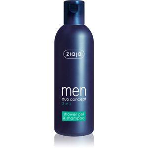 Ziaja Men šampon a sprchový gel 2 v 1 pro muže 300 ml