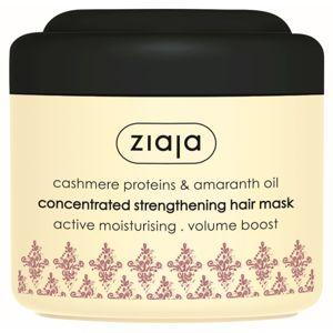 Ziaja Cashmere posilující maska pro suché, namáhané vlasy 200 ml
