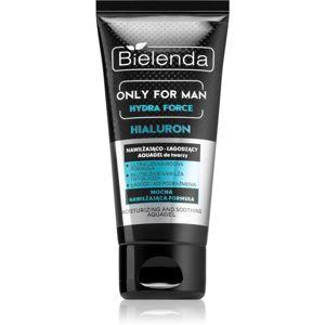 Bielenda Only for Men Hydra Force hydratační gel pro muže 50 ml