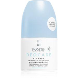 Iwostin Deocare Mineral antiperspirant roll-on pro velmi citlivou pokožku s minerály 50 ml