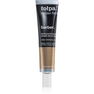 Tołpa Dermo Men Barber výživný olej na obličej a vousy 75 ml