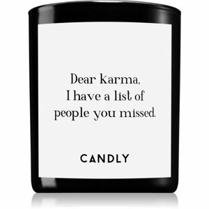 Candly & Co. Dear karma vonná svíčka 250 g