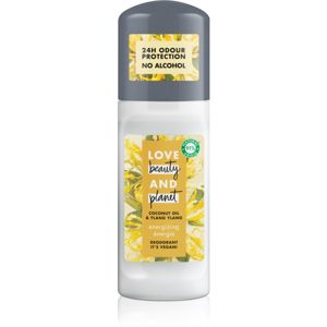 Love Beauty & Planet Energizing kuličkový deodorant roll-on 50 ml