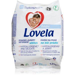 Lovela White prací prášek na bílé prádlo 1300 g