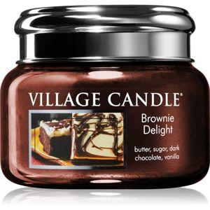 Village Candle Brownie Delight vonná svíčka 262 g