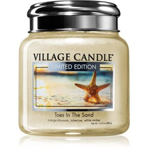 Village Candle Toes in the Sand vonná svíčka 390 g