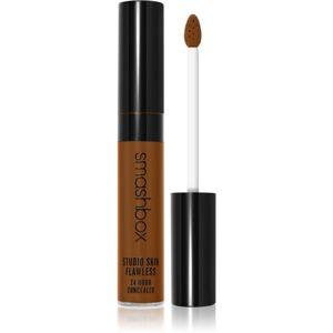 Smashbox Studio Skin Flawless 24 Hour Concealer dlouhotrvající korektor odstín Dark Warm Golden 8 ml