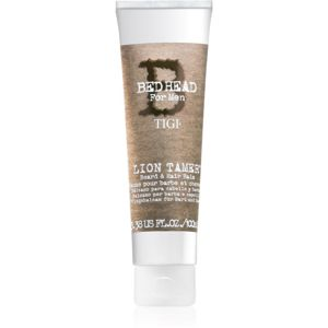 TIGI Bed Head B for Men Lion Tamer balzám na vousy a vlasy 100 ml