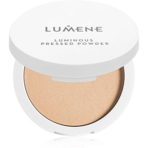 Lumene Luminous Pressed Powder rozjasňující pudr 10 g