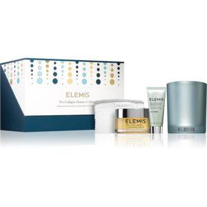 Elemis Pro-Collagen Cleanse & Glow kosmetická sada pro ženy