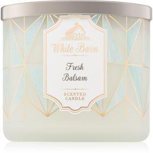 Bath & Body Works Fresh Balsam vonná svíčka II. 411 g