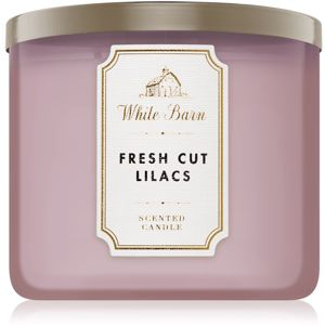 Bath & Body Works Fresh Cut Lilacs vonná svíčka I. 411 g