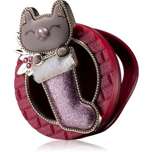 Bath & Body Works Cat in Stocking držák na vůni do auta závěsný