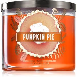 Bath & Body Works Pumpkin Pie vonná svíčka 411 g