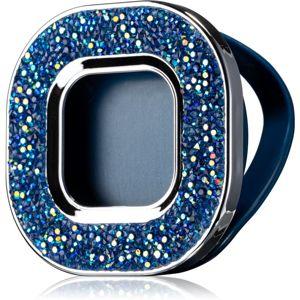 Bath & Body Works Blue Iridescent Glitter držák na vůni do auta závěsný
