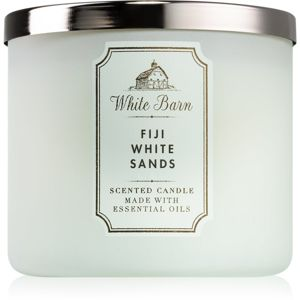 Bath & Body Works Fiji White Sands vonná svíčka 411 g