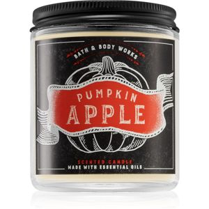 Bath & Body Works Pumpkin Apple vonná svíčka 198 g