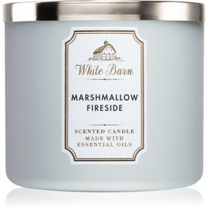Bath & Body Works Marshmallow Fireside vonná svíčka II. 411 g