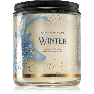 Bath & Body Works Winter vonná svíčka III. 198 g